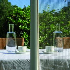 Rovarvédelem ablakokhoz és erkély ajtókhoz
