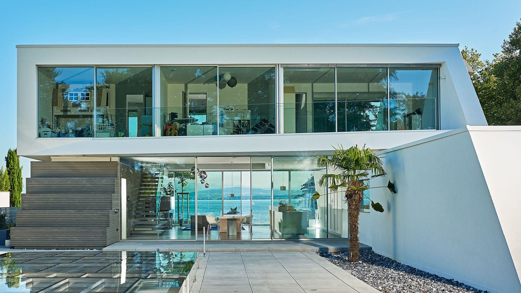 Alumínium ablak - Cero tolóajtó rendszer