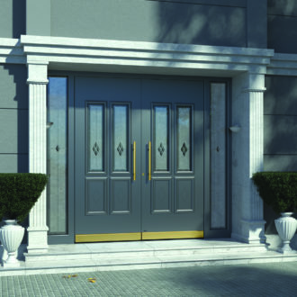 Pirnar Premium Classico bejárati ajtók