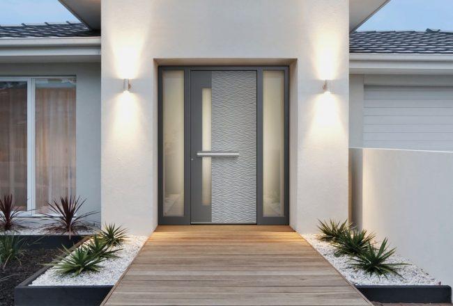 Így válasszon bejárati ajtót