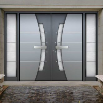 Pirnar Ultimum Multilevel bejárati ajtók