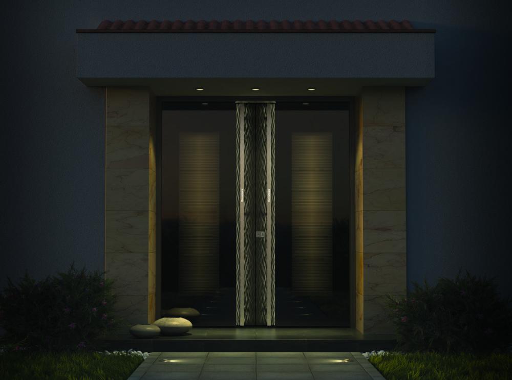 Az igazi luxus bejárati ajtó - Pirnar Ultimum Multilevel