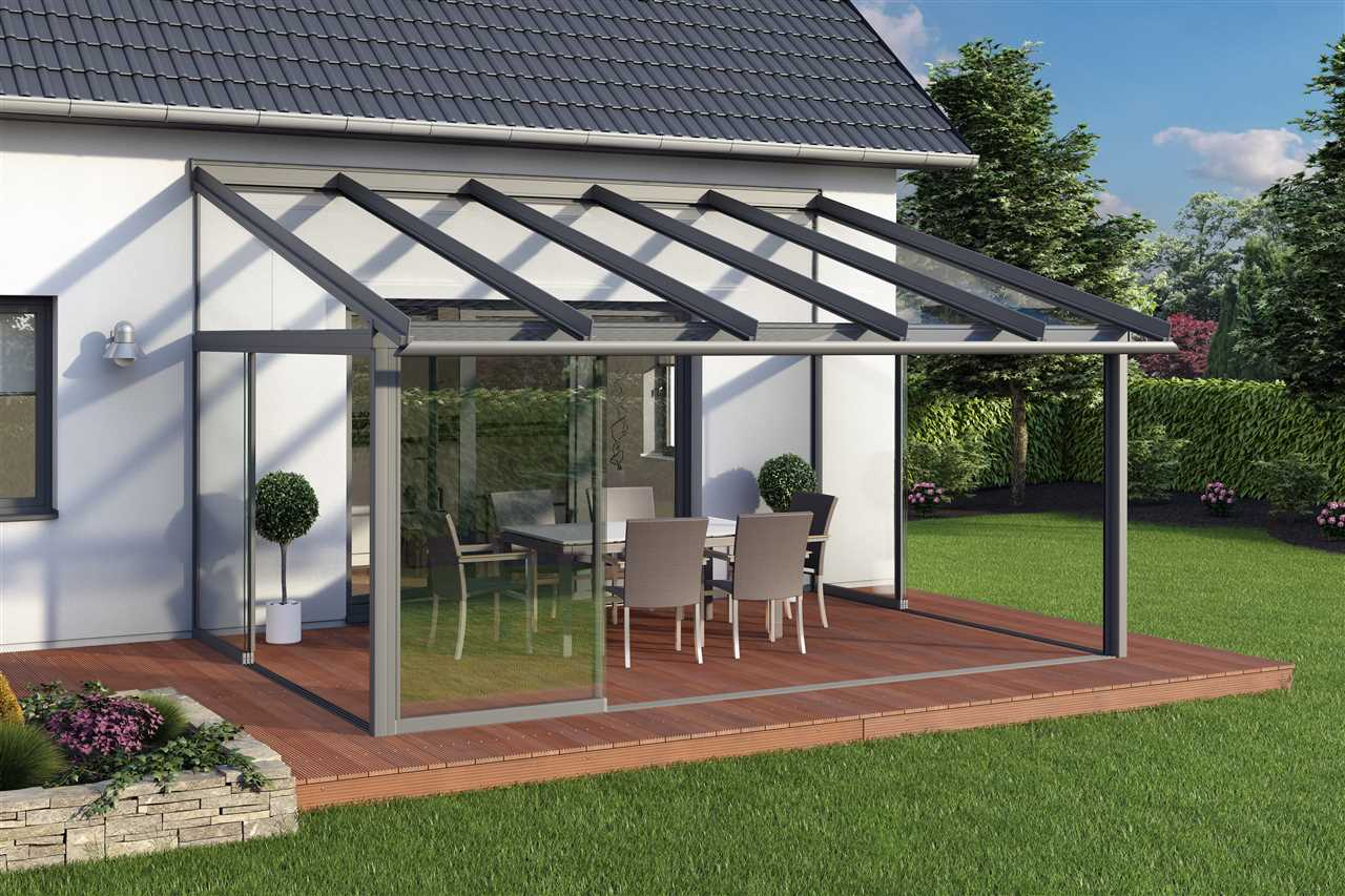 Eltolható üvegfal SL20 teraszbeépítéshez