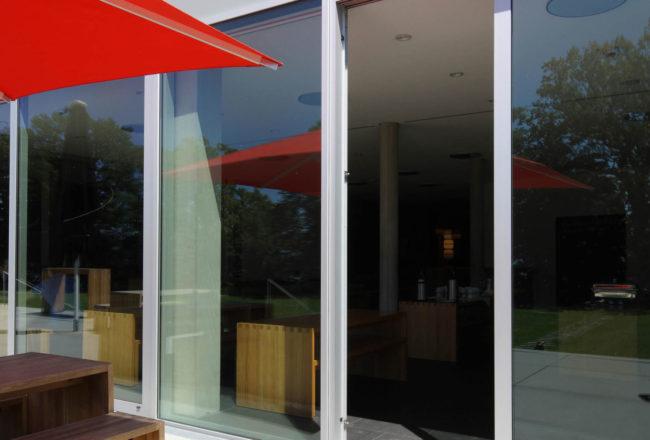 Emelő-toló erkély ajtó Solarlux Sl160