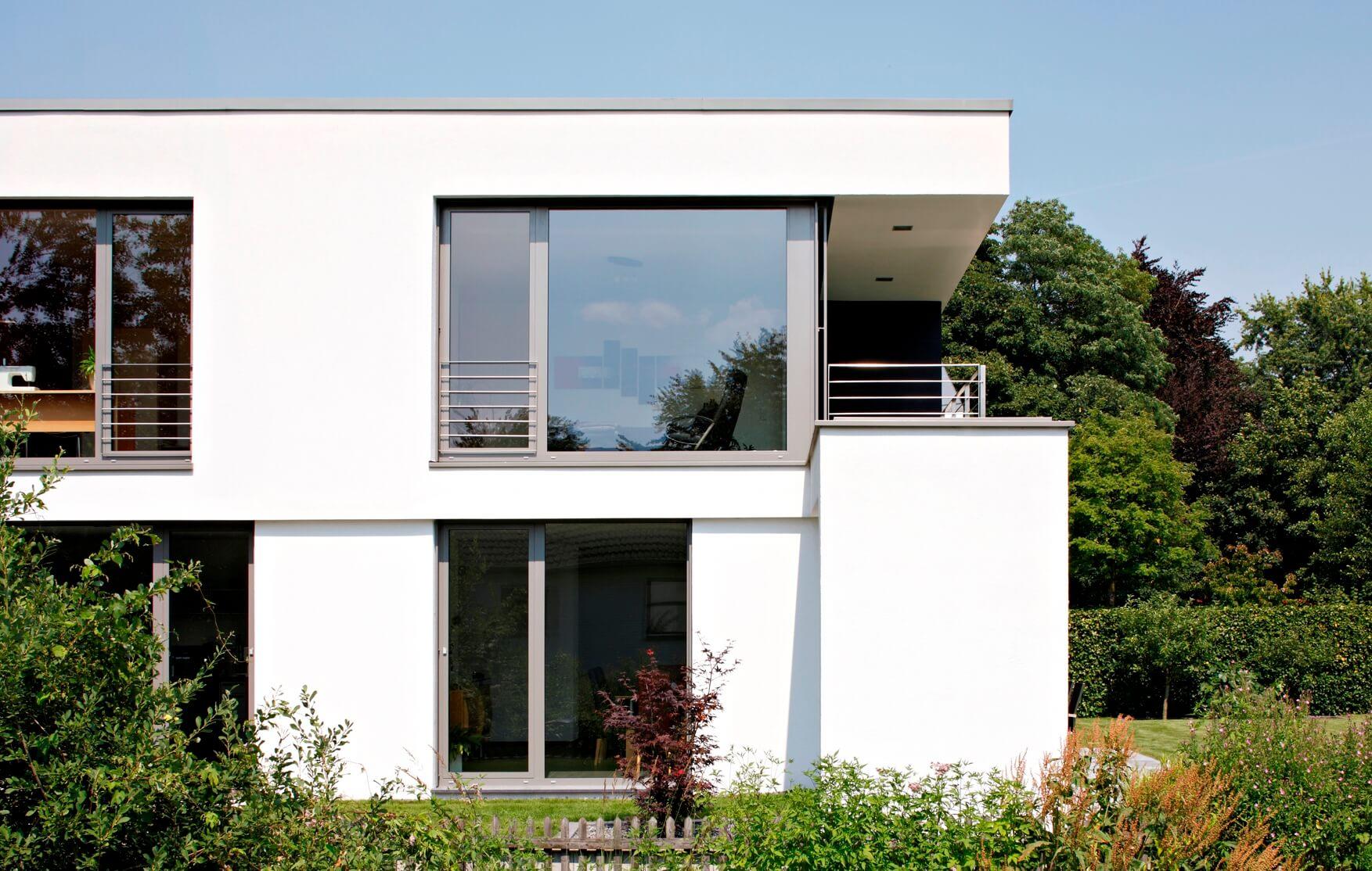 Schüco alumínium ablakok